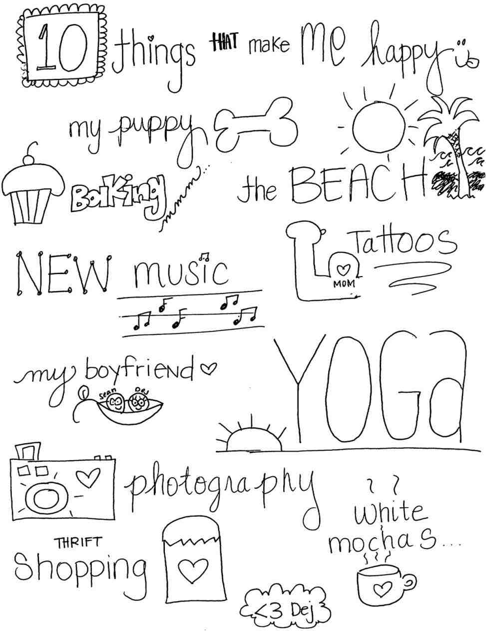 973x1264 Love Doodles With Quotes Tumblr Giftlicious