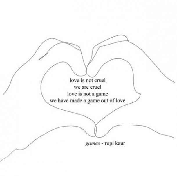 610x605 25 Inspiring Quotes From Feminist Instagram Poet Rupi Kaur Yourtango