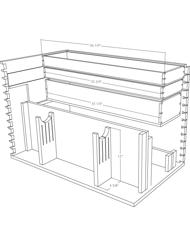 Dresser Drawing At Getdrawings Com Free For Personal Use Dresser