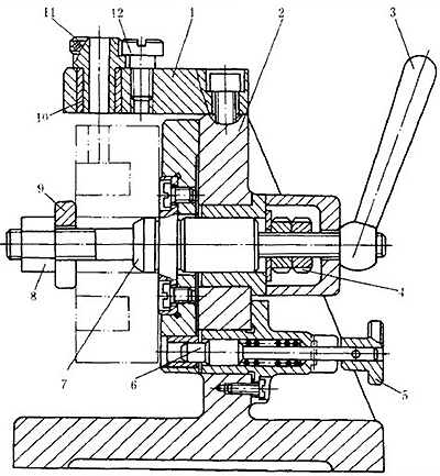 400x433 Structure Of Drilling Jig Rotary Drill Jig Purros Machinery Co.,ltd.