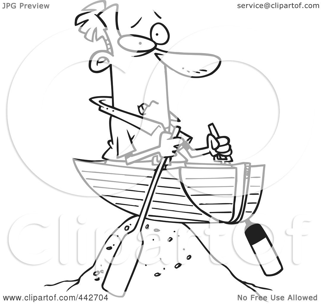 1080x1024 Royalty Free (Rf) Clip Art Illustration Of A Cartoon Black