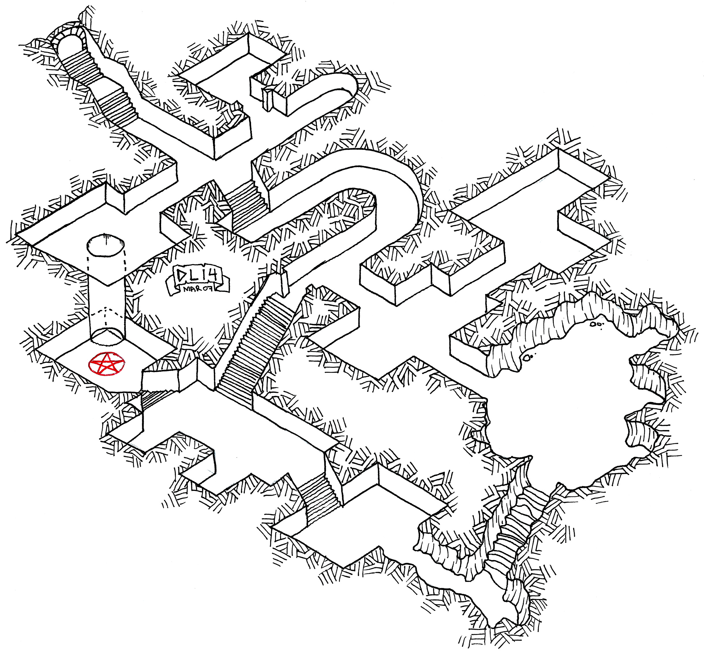 The best free Dungeon drawing images  Download from 63 free drawings