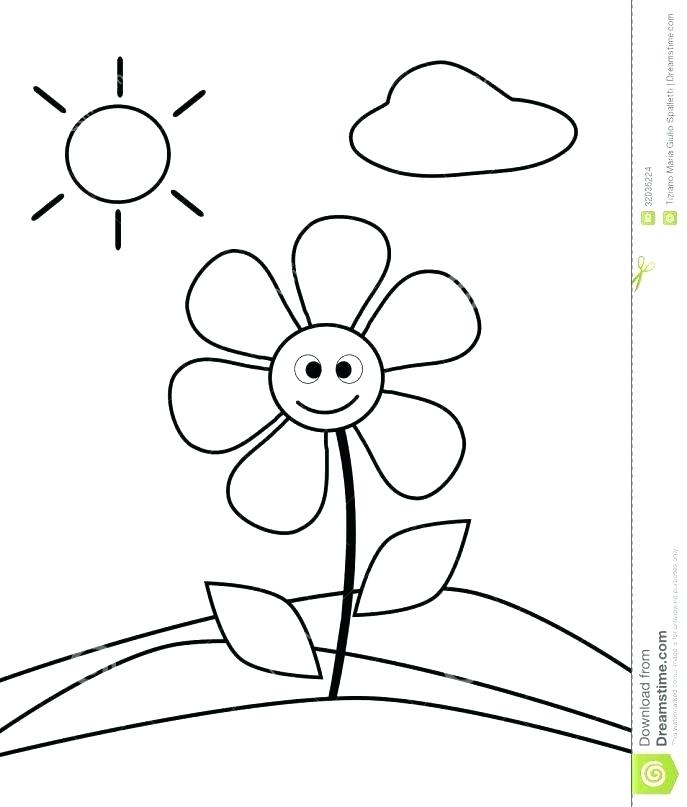 687x807 Lily Pad Coloring Page For Kids Lily Pad Coloring Page Medium Size