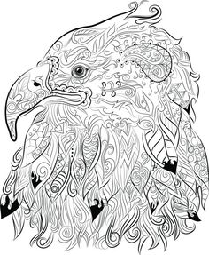 236x287 Eagle Art, Black And White Eagle, Eagle Drawing, Pen And Ink Eagle