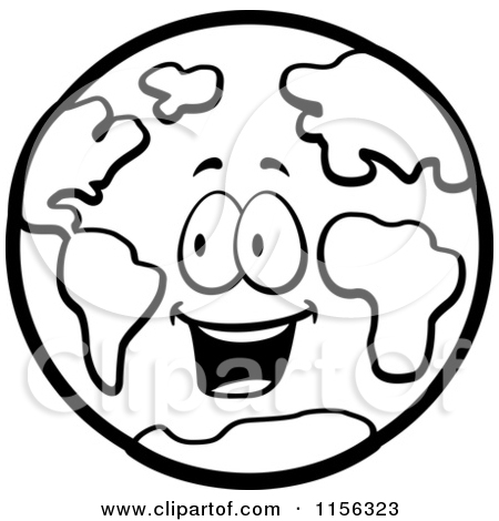 Earth Drawing Clipart