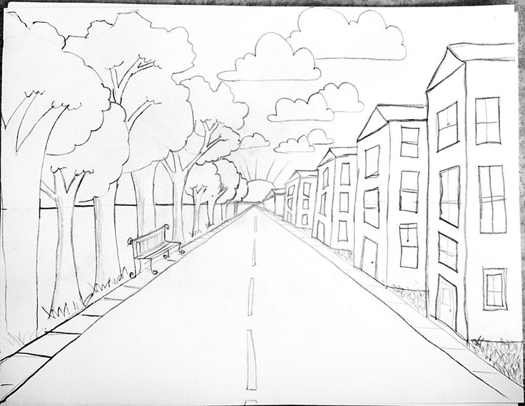 736x570 Best 130 Perspective Images On Art Lessons, Art