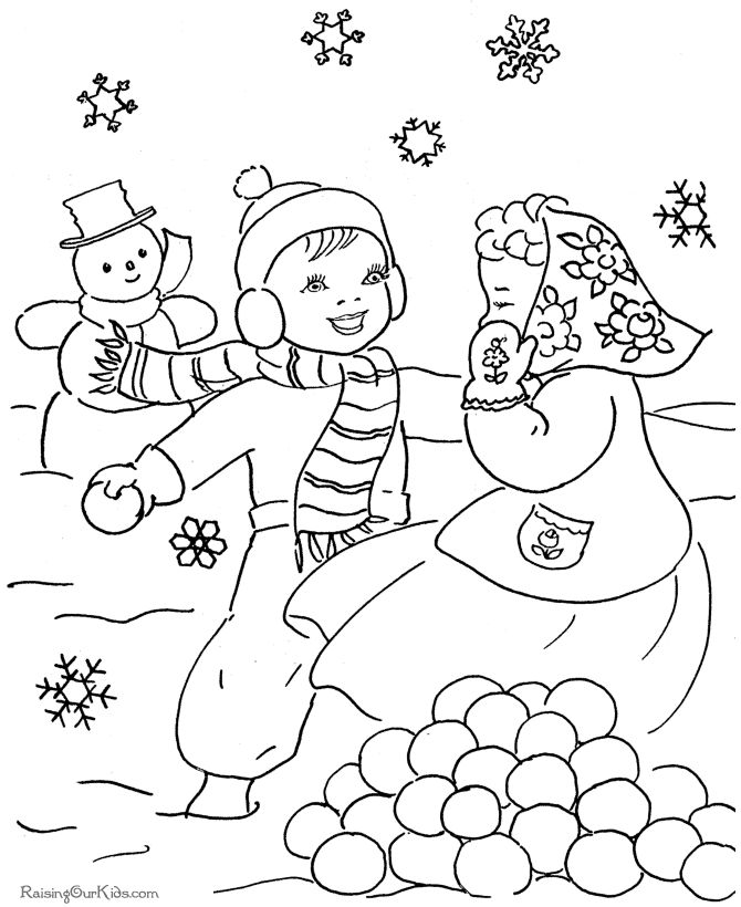 easy drawing of winter season at getdrawings com free for personal