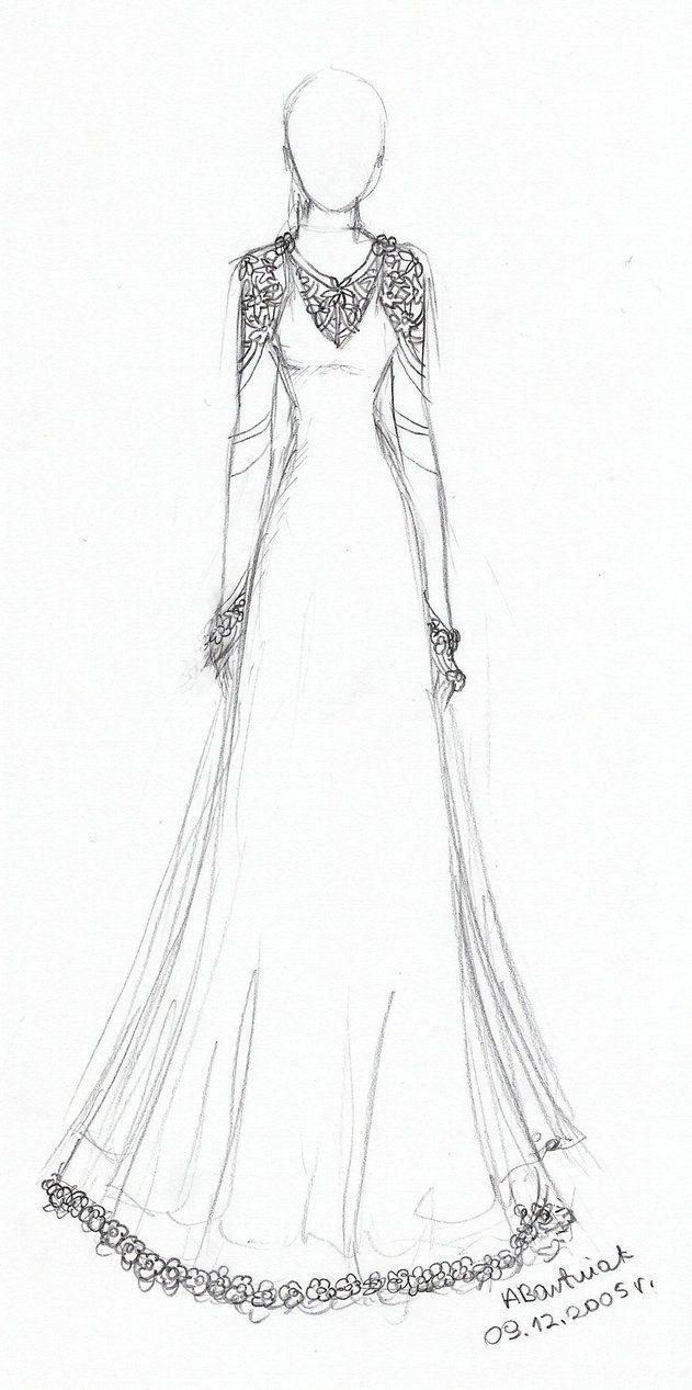 Easy Fashion Drawing