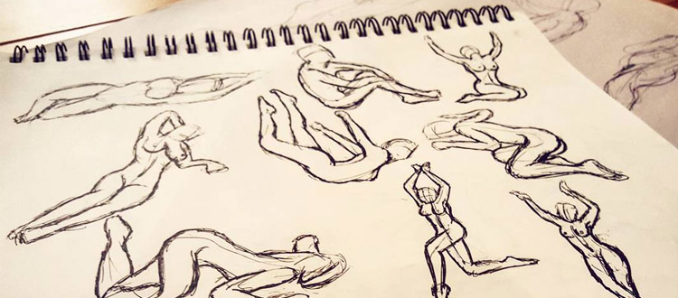 750x330 Crucial Tips For Mastering Gesture Drawing