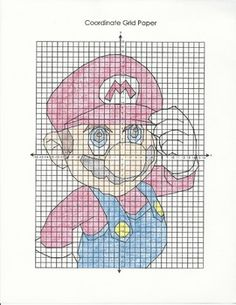 Easy Grid Drawing Worksheets at GetDrawings.com | Free for personal ...