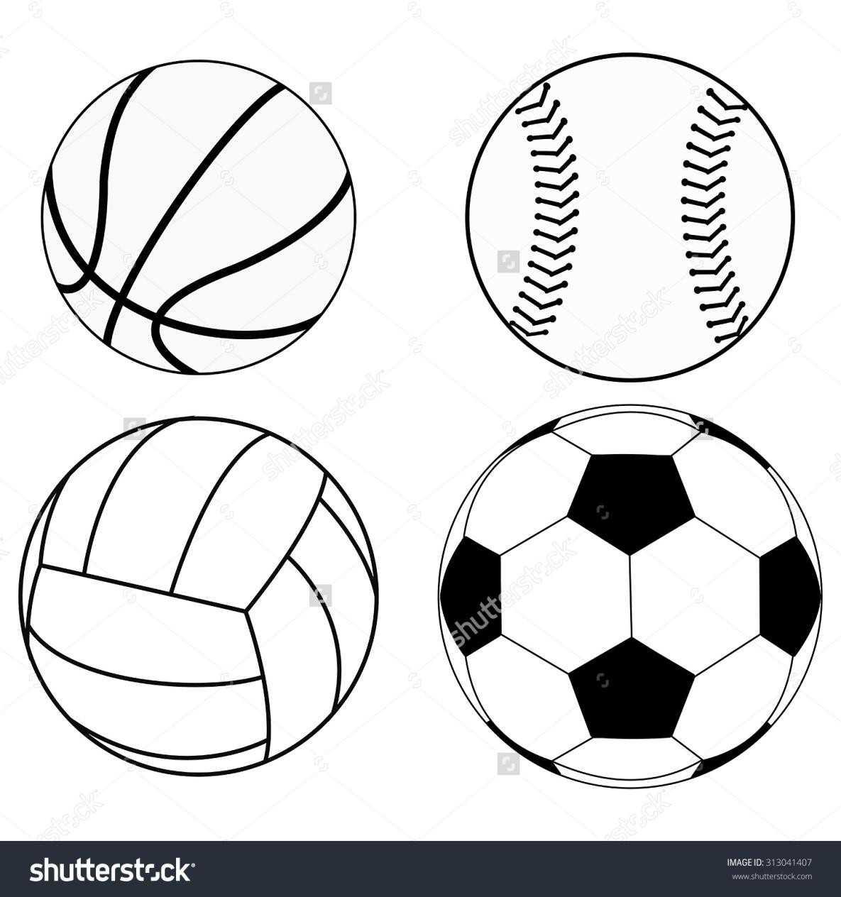 1185x1264 Soccer Ball Sketch Easy Design Decoration Ideas