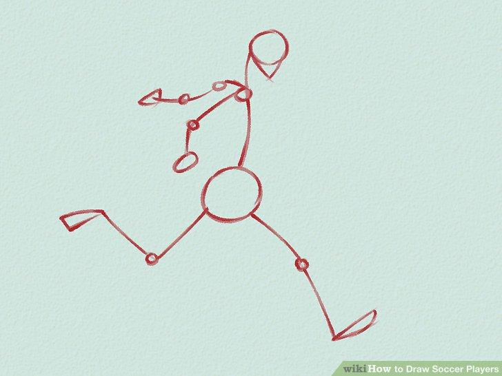 728x546 4 Ways To Draw Soccer Players