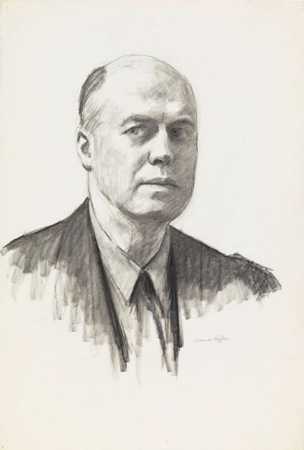 433x640 Best Edward Hopper Drawings Images On Edward