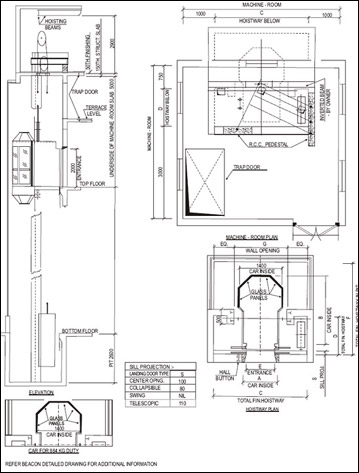 The Best Free Elevator Drawing Images Download From 125 Free