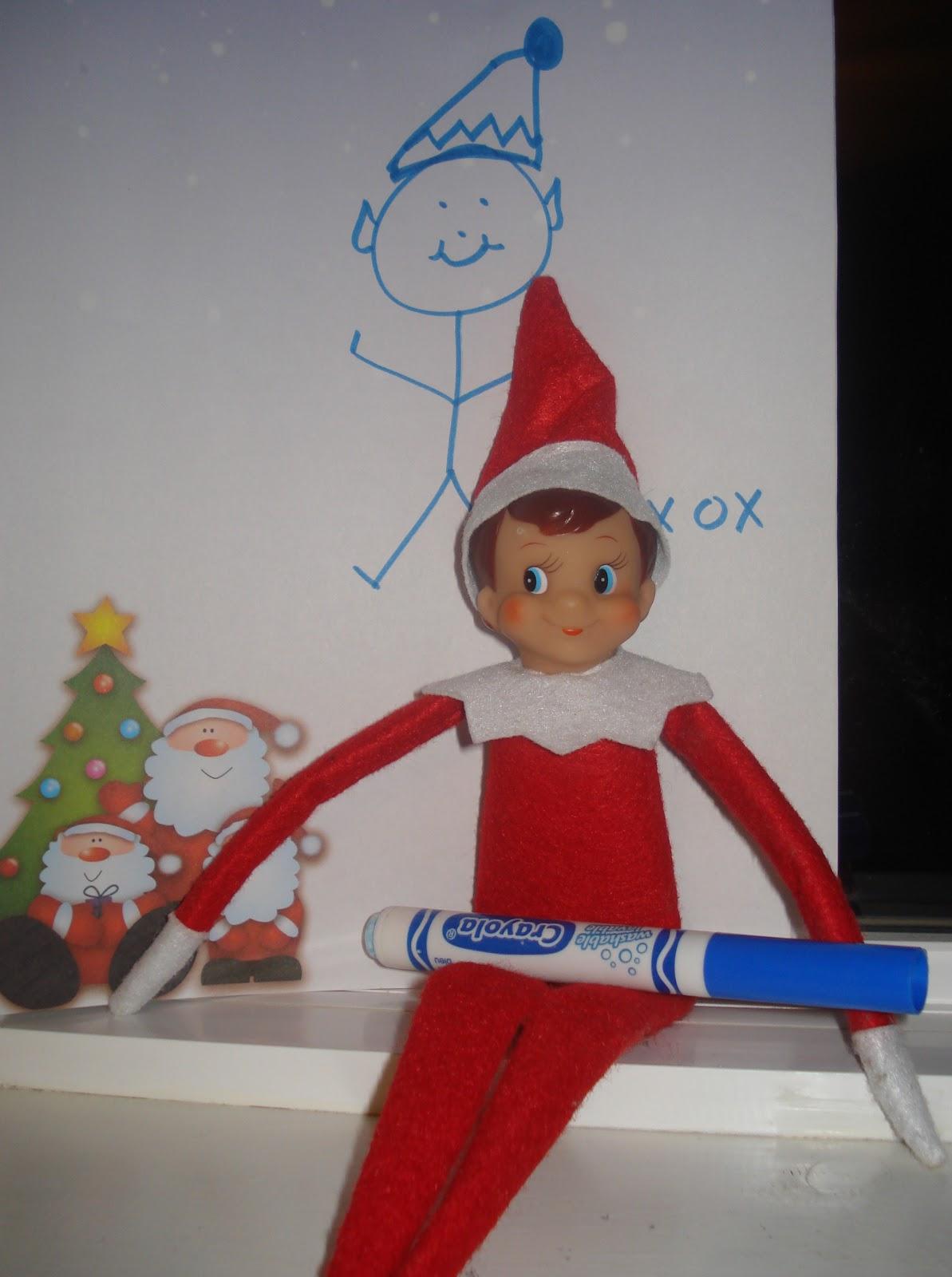 1193x1600 East Coast Mommy 20 Nice {Not Naughty} Elf On The Shelf Ideas
