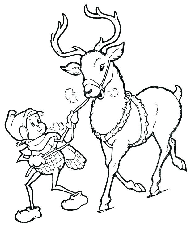 618x738 Coloring Pages ~ Elf On The Shelf Coloring Black And White Drawing