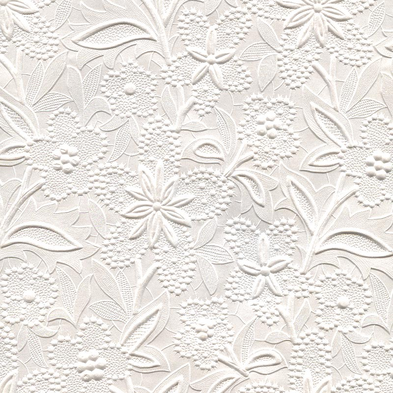 800x800 Daisy Lace Embossed Metallic Paper