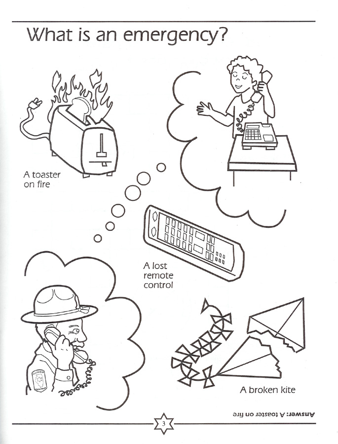 Emergency Drawing
