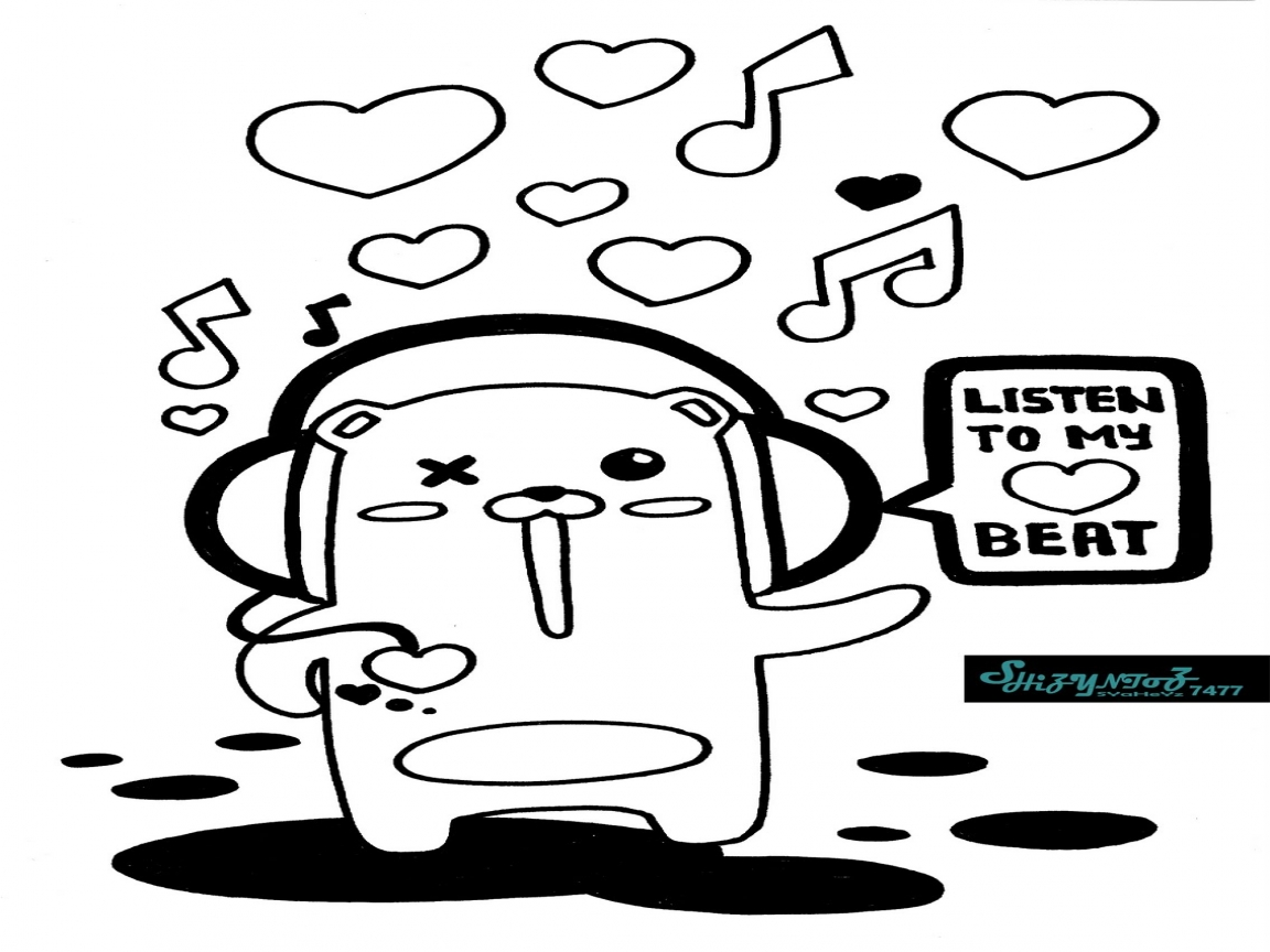 Emo Teddy Bear Drawing at GetDrawings.com | Free for personal use ...