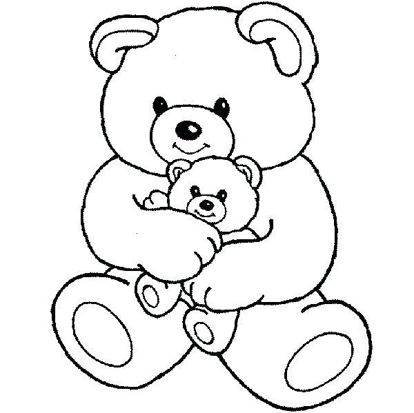 600x599 Teddy Bear Color By Number Drawn Teddy Bear Emo 3 Teddy Bear No