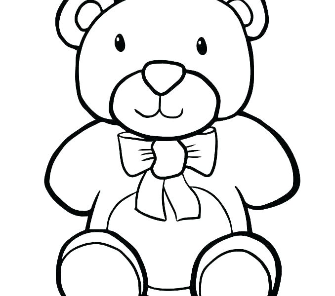 678x600 Coloring Pages Of Teddy Bears Teddy Bears Coloring Pages Teddy