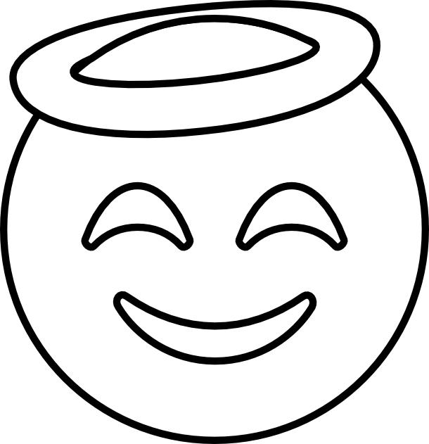 610x631 Heart Eyes Emoji Coloring Pages Emoji Drawing