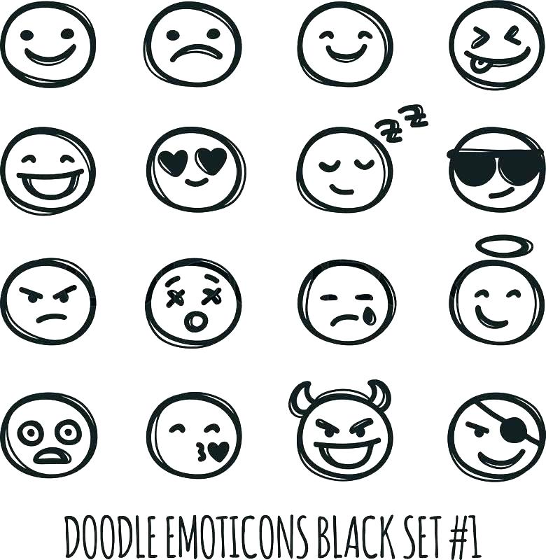 780x800 Coloring Pages ~ Free Emoji Coloring Pages Popular Kiss Plus Girl