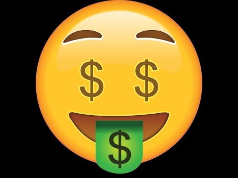 480x360 Fun easy Sketch Money Emoji Sticking Tongue Out Simple Drawing