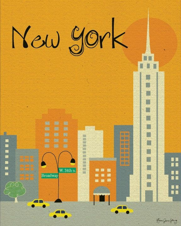 576x720 New York Empire State Building Cartoon Cute Drawing Of Empire