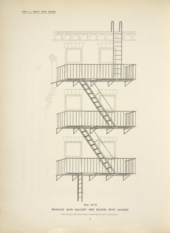 555x760 A Complete History Of New York City Fire Escapes