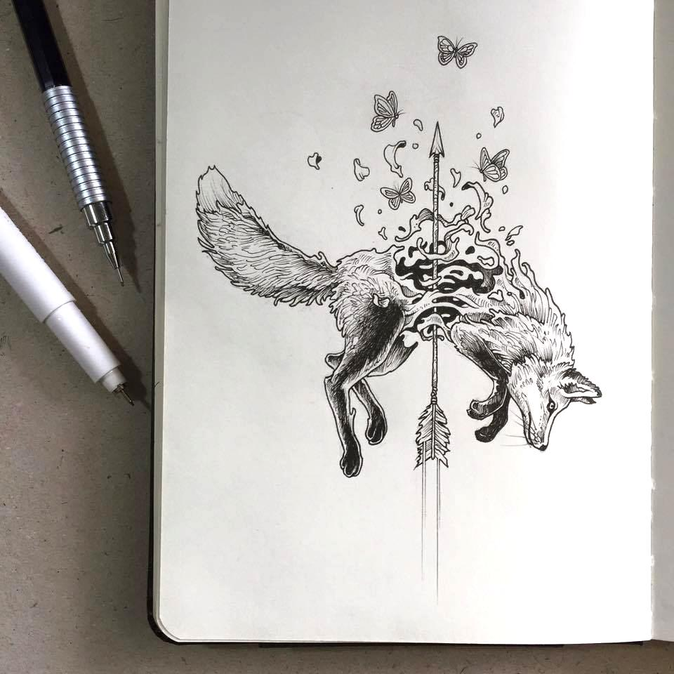 960x960 Drawing By Kerby Rosanes