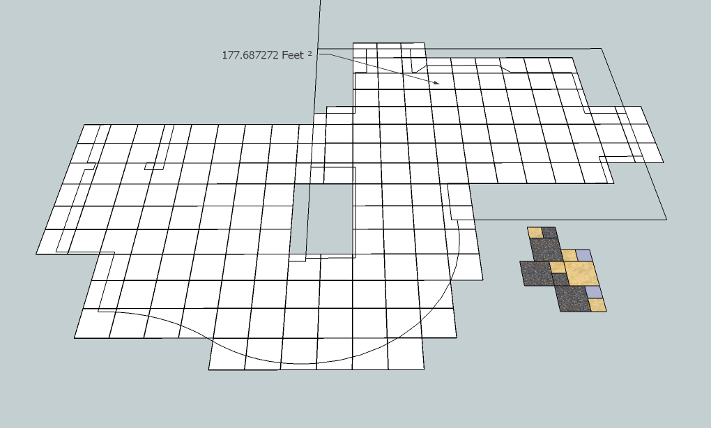 1020x614 Digitile Use Sketchup Model To Layout, Estimate,nd Build