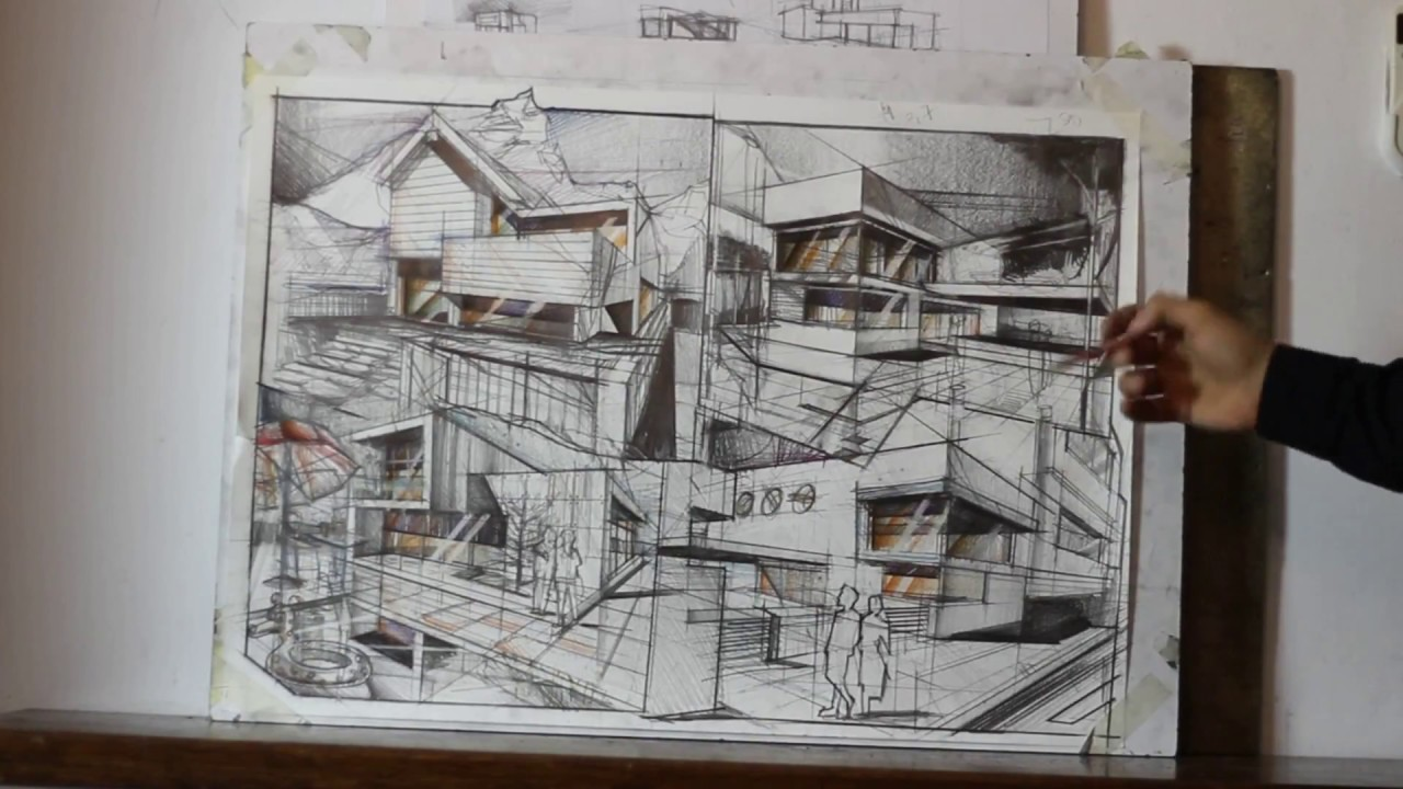1280x720 Rubbish To Expert Drawings