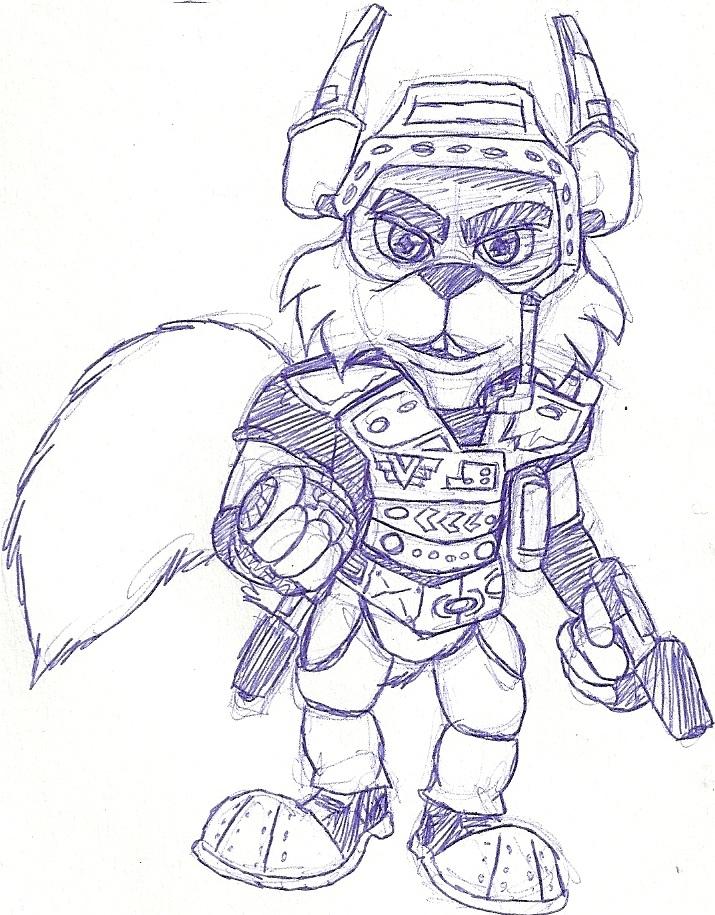 715x915 Shc Skyjockey Drawing By H2expert