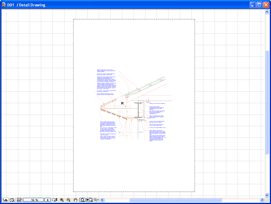 933x700 Drawings In Model Views Help Center Archicad, Bimx, Bim Server