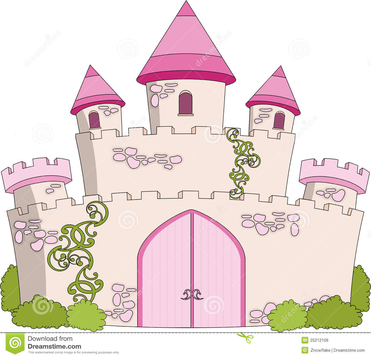 Fairy Castle Drawing at GetDrawings.com   Free for personal use ...