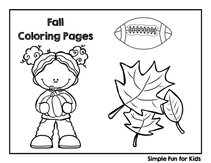 Coloring pages preschool fall ~ Fall Drawing Ideas For Kids at GetDrawings.com   Free for ...