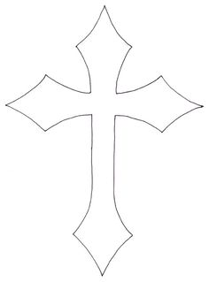 236x319 Photos Simple Cross Drawing,
