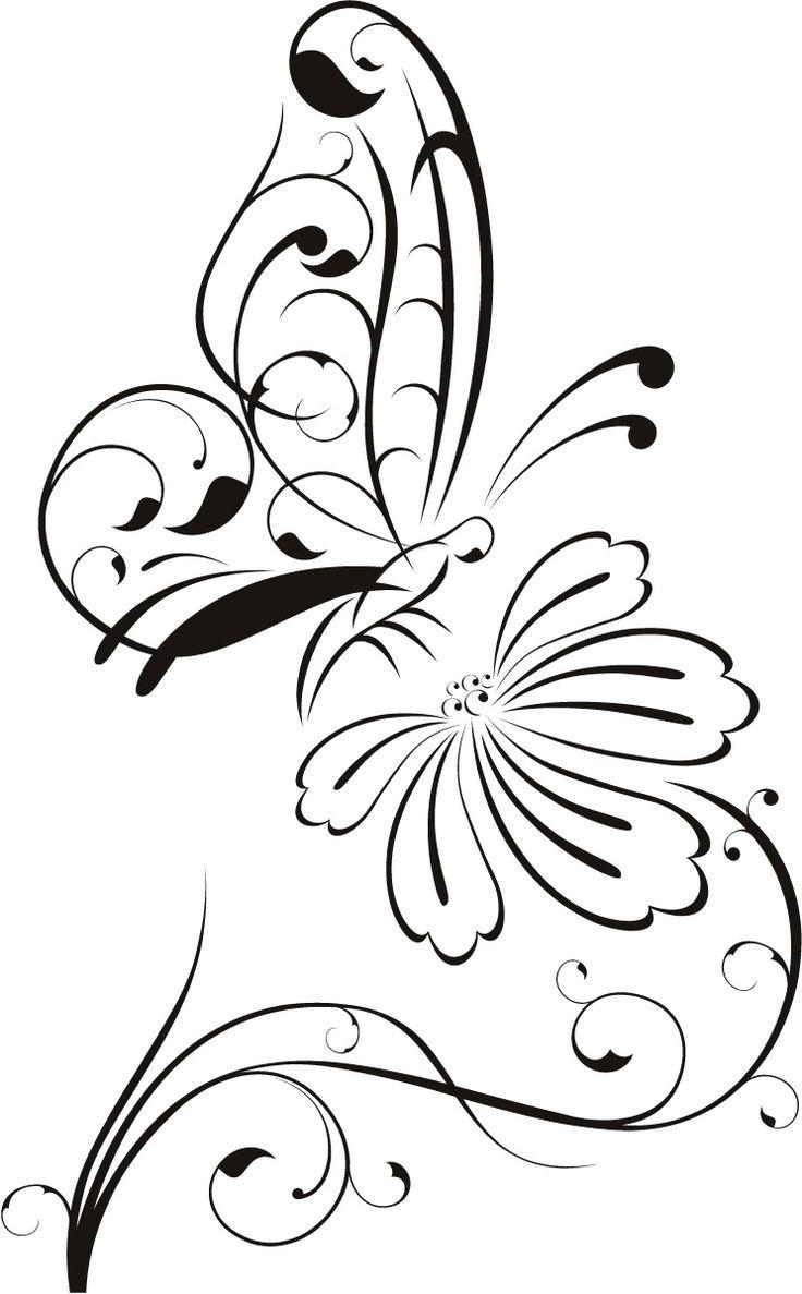 736x1187 Outline Flowers Drawing Best 25 Flower Ideas On Fancy