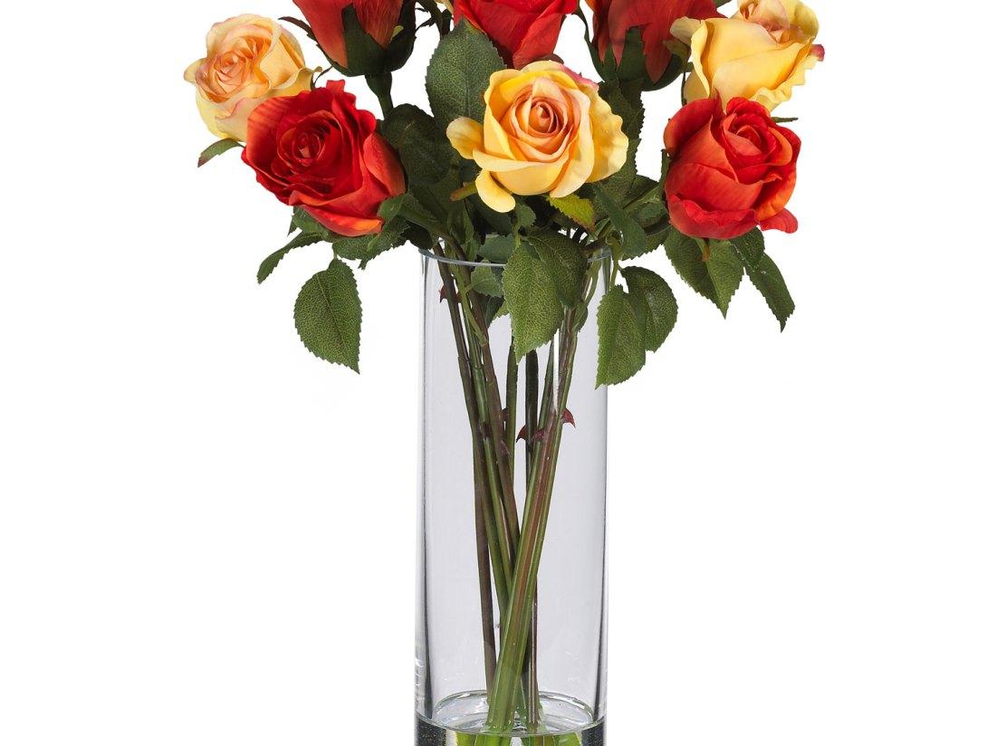 1111x824 Interior Vase Excellent Flowers Design Clear Glass Bulb Shape