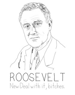 250x318 53 Best Fdr My Favorite President Images On Franklin
