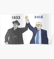 210x230 Fdr Drawing Posters Redbubble