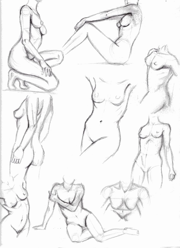 600x826 Female Body Sketch New Anime Body Base Top Female Body Base Sketch