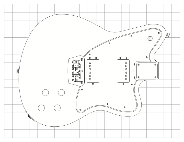 Fender Drawing At Getdrawings Com