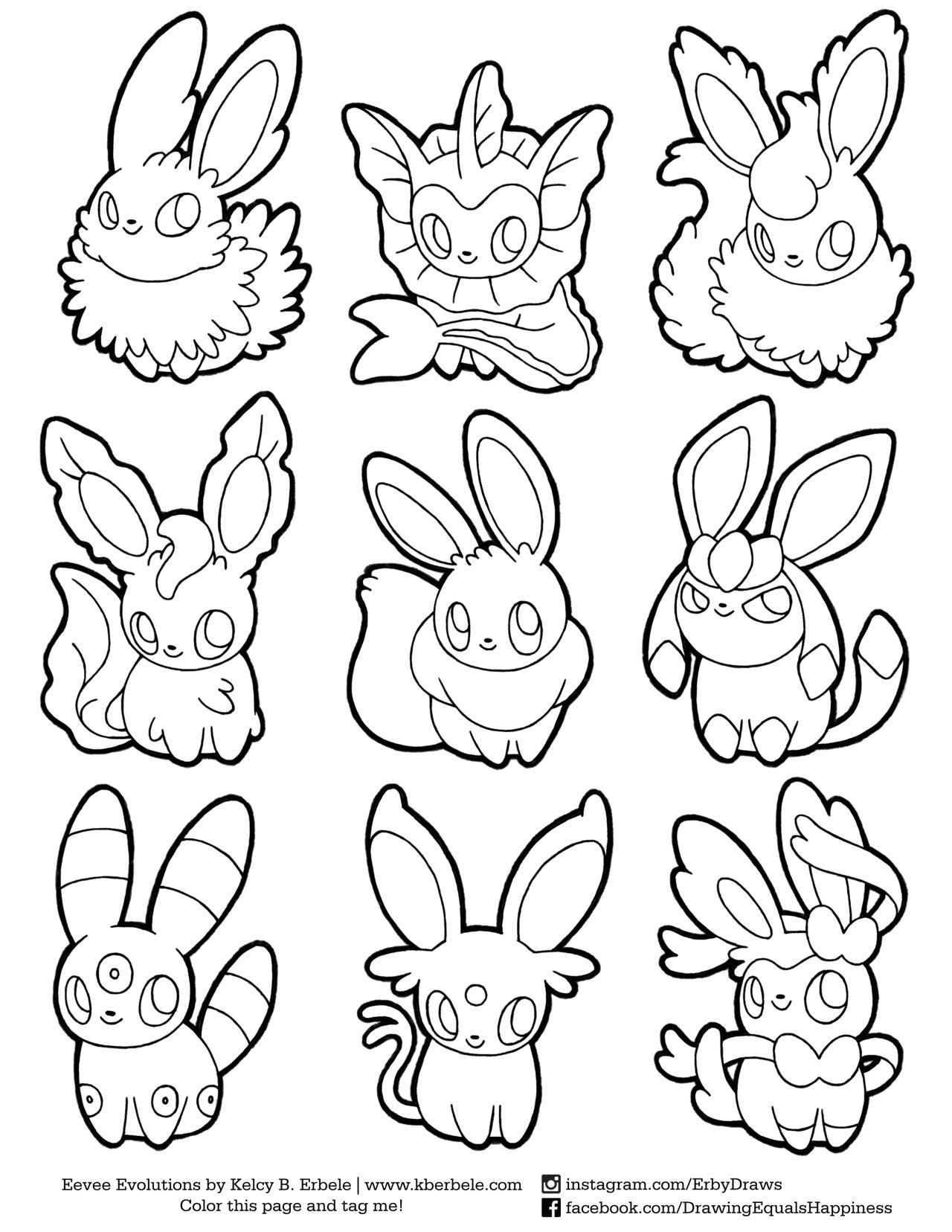 1280x1656 Eeveelution Coloring Page The File Is On My Drawing Happiness.jpg
