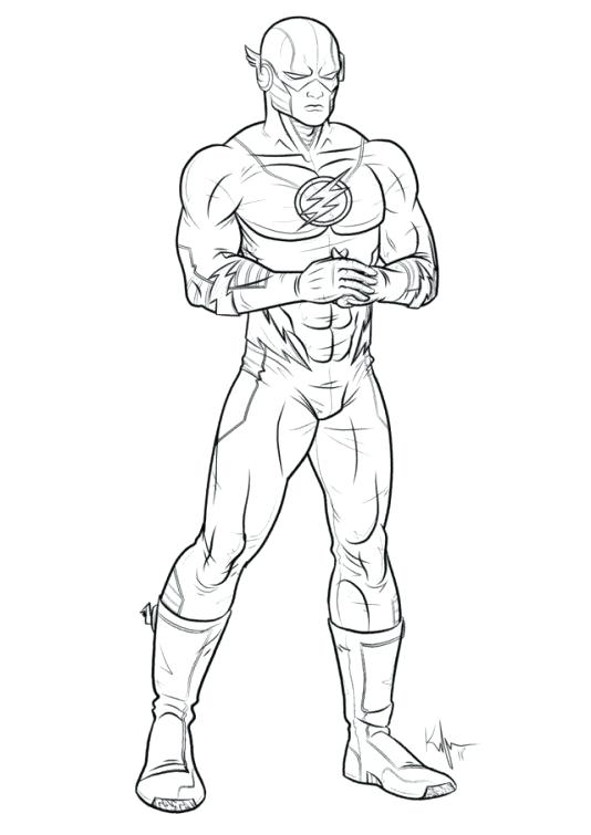 534x755 Reverse Flash Coloring Pages The Flash Cw Coloring Pages The Flash