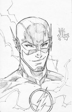 236x368 The Flash By Karl Kerschl Art N Stuff Comic
