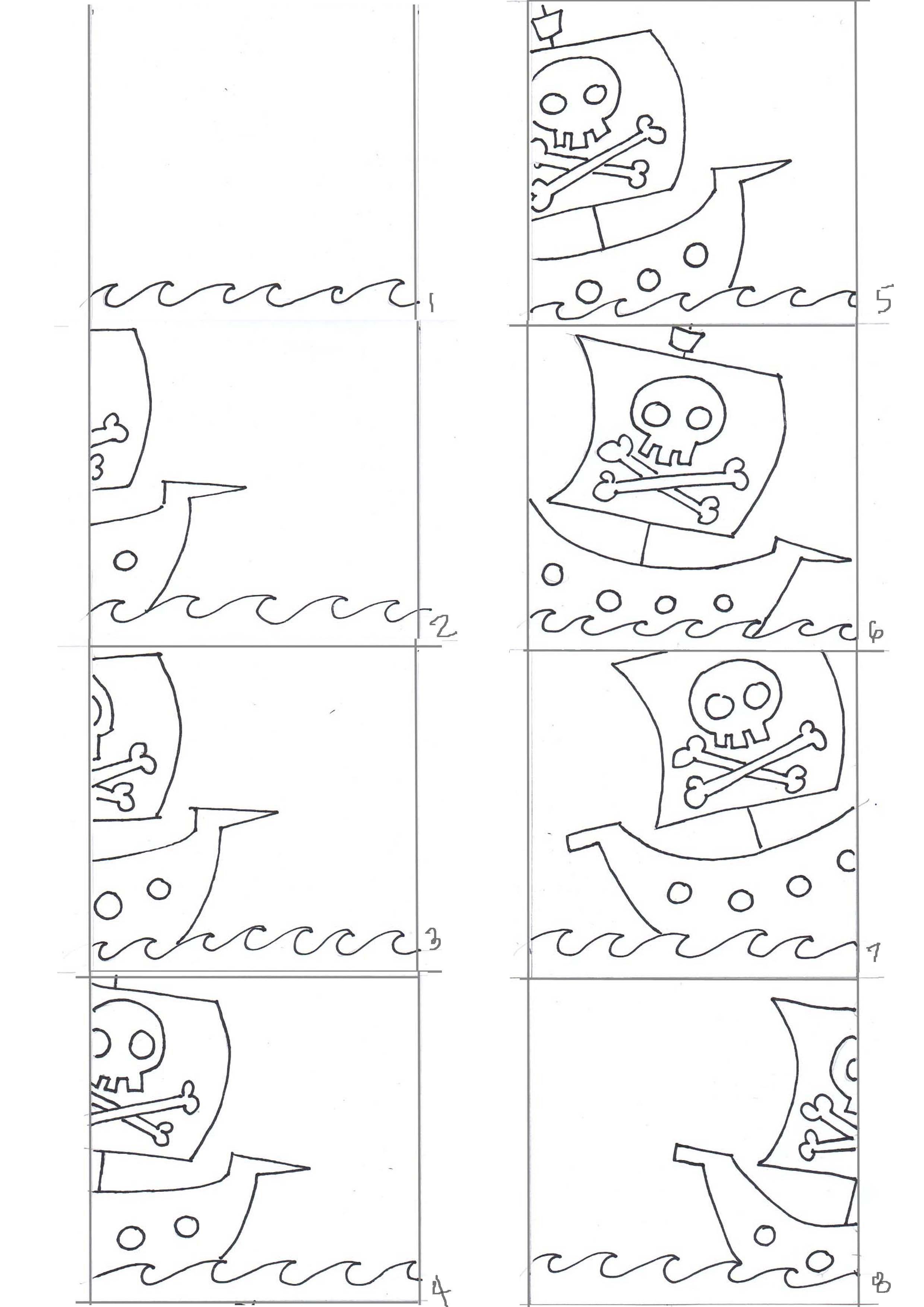 2480x3508 Animation (Flip Book) Workshop Flip Books, Flipping