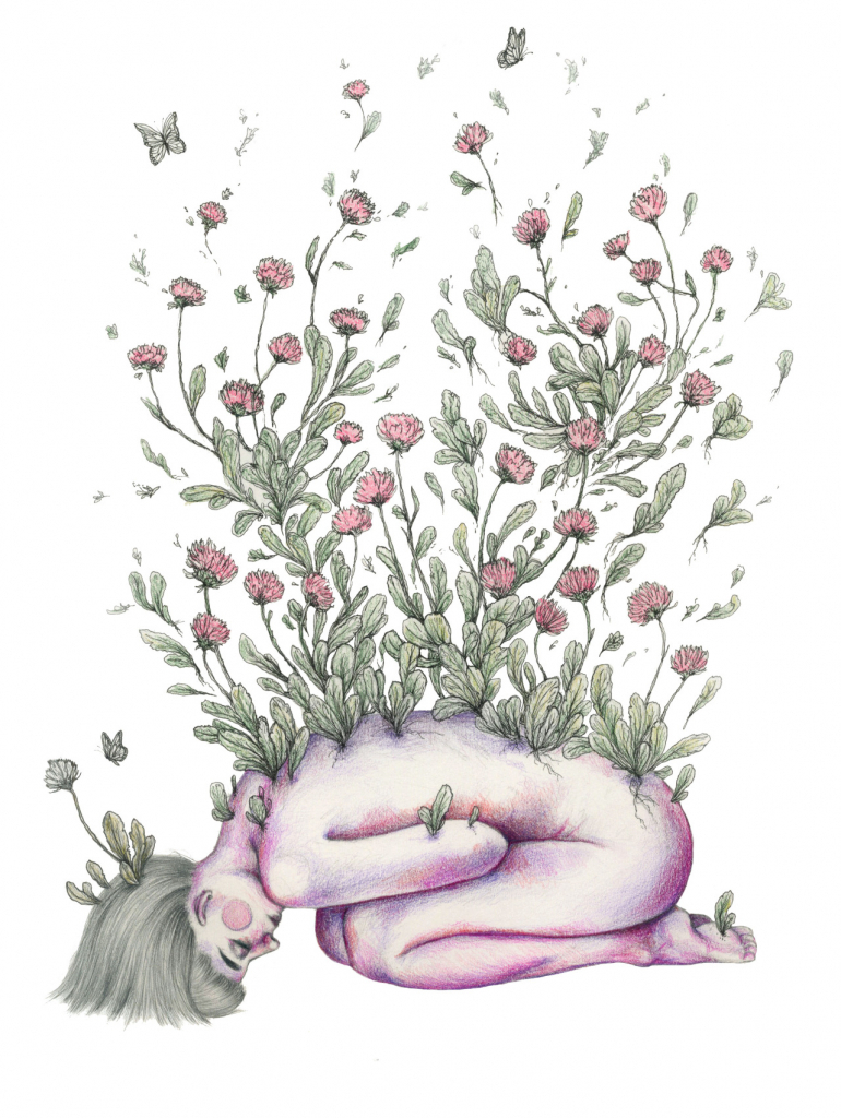 770x1024 Tumblr Flower Drawing Eleletsitz Transparent Flower Drawing
