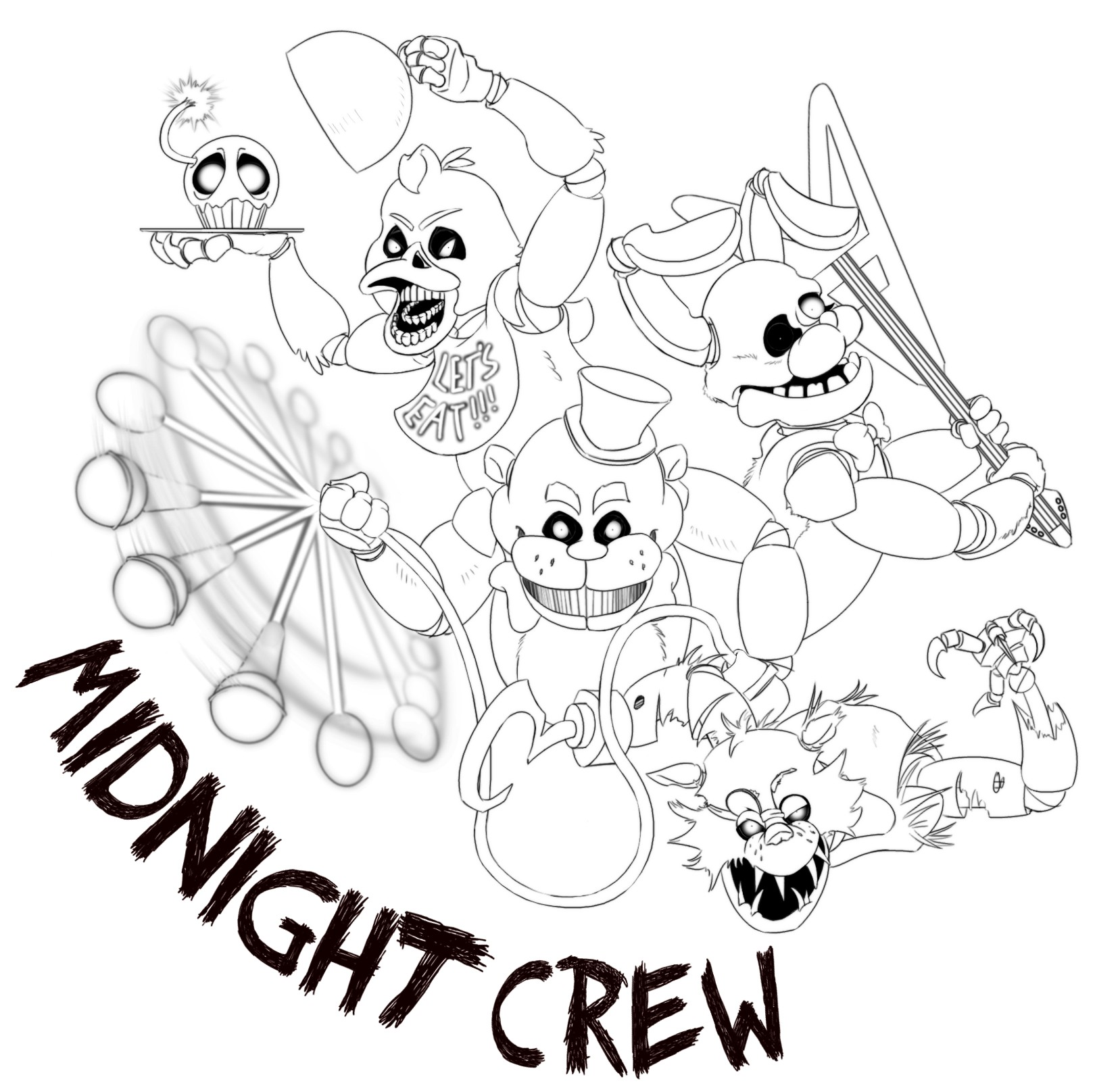 1620x1616 Halo 5 Coloring Pages Valid Fnaf 4 Coloring Pages All Characters
